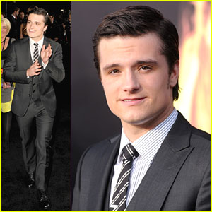 Josh Hutcherson: 'The Hunger Games' Premiere!