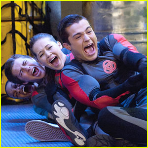 'Lab Rats': Runaway Train!