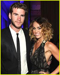 Miley Cyrus & Liam Hemsworth: Not Engaged!