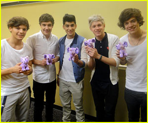One Direction: Elephant Project Pics!