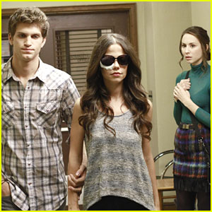 Keegan Allen And Ashley Benson Kissing Tammin Sursok is the �...