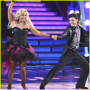 Roshon Fegan: 'Dancing with The Stars' Night One!