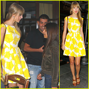 Taylor Swift: Il Pastaio Pretty