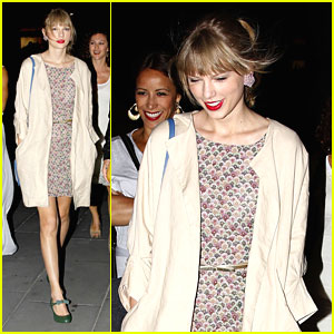 Taylor Swift: Dinner in Melbourne