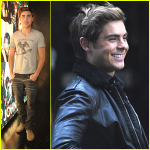 Zac Efron: Handpicked by Audrey Geisel for 'Lorax' Role