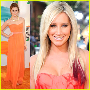 Ashley Tisdale & Alyson Stoner: Kids Choice Awards Cuties