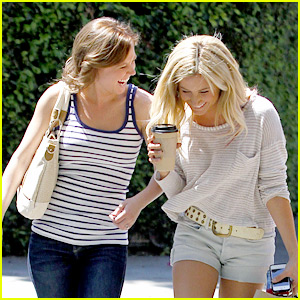 Ashley Tisdale & Patti Murin: Laughing Ladies