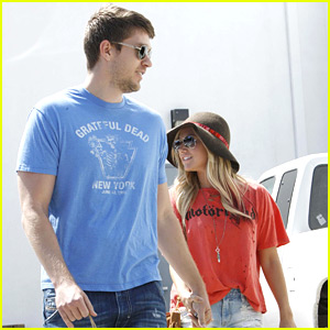 Ashley Tisdale & Scott Speer: Back Together!