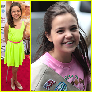 Bailee Madison is One 'Smart Cookie'