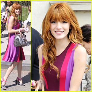 Bella Thorne: Easter Egg Roll in Washington, D.C.!