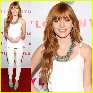 Bella Thorne: Nylon Mag 13th Anniversary Party!