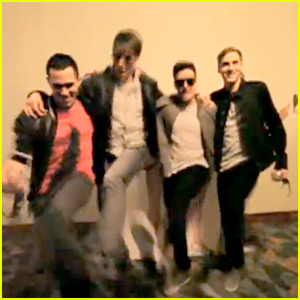 Big Time Rush - 'Elevate' Video!