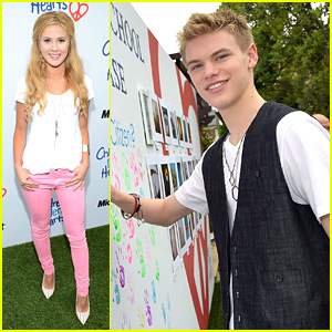 Caroline Sunshine: Children Mending Hearts with Kenton Duty