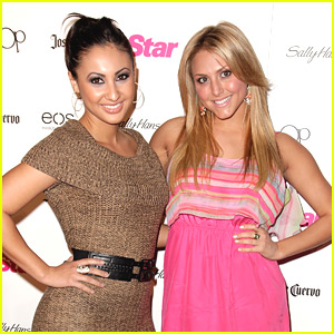 Cassie Scerbo and adrienne bailon