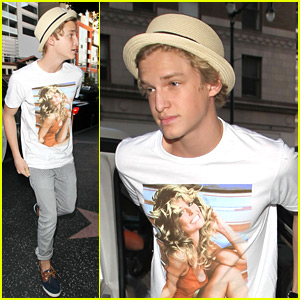 Cody Simpson: Justin Bieber is 'An Incredible Encouragement'