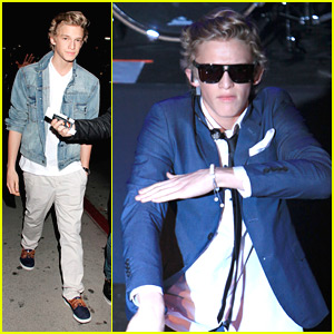 Cody Simpson Films 'Finding Cody'