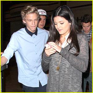 Cody Simpson & Kylie Jenner See '21 Jump Street'