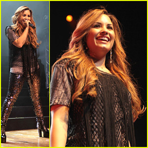 Demi Lovato: Belo Horizonte Hottie