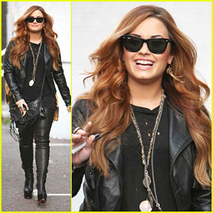 Demi Lovato: ITV Studios Stop