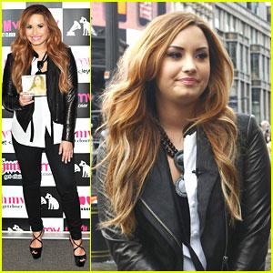 Demi Lovato: HMV Hottie