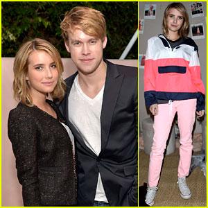Emma Roberts: Coachella Cutie!