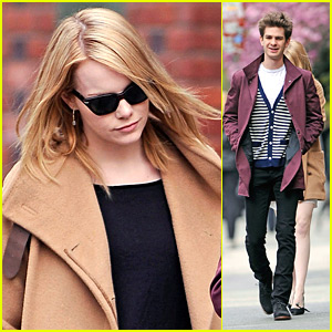 Emma Stone Chats Gwen Stacy in 'Amazing Spider-Man'