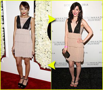 Fashion Faceoff: BCBG Max Azria Dress