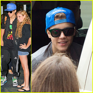 Justin Bieber: Boca Raton for Pencils for Promise!