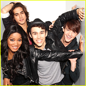 Keke Palmer & Max Schneider: 'Me & You Against The World' Premiere EXCLUSIVE!