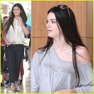 Kylie & Kendall Jenner: Canoga Park Pair