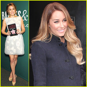 Lauren Conrad: 'The Fame Game' Signing in NYC!