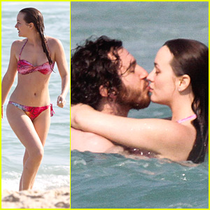 Leighton Meester &#038; Aaron Himelstein Rekindle Romance in Rio