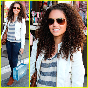 Madison Pettis: Lucky Brand Lady