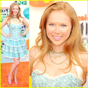 Molly Quinn: Winx Club at Kids Choice Awards 2012!