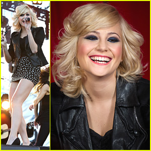 Pixie Lott: Titantic Sounds Concert!