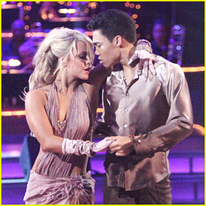 Roshon Fegan: Rumba with Chelsie Hightower