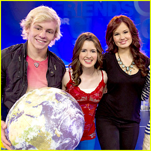 Ross Lynch &#038; Laura Marano: Kids &#038; Nature Celebration!