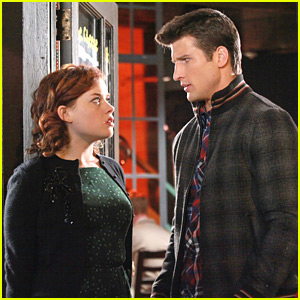 Jane Levy & Parker Young: Tessa & Ryan Date on 'Suburgatory'!