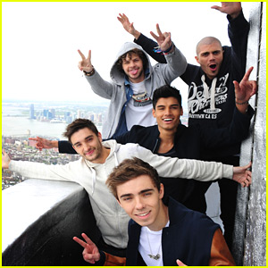The Wanted Take Over America