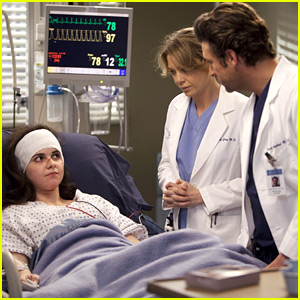 Vanessa Marano on Grey's Anatomy: 'I Still Can't Wrap My Head Around' It