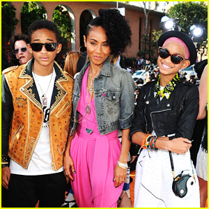 Willow & Jaden Smith: Kids Choice Awards 2012