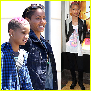 Willow Smith: 'First Position' Screening