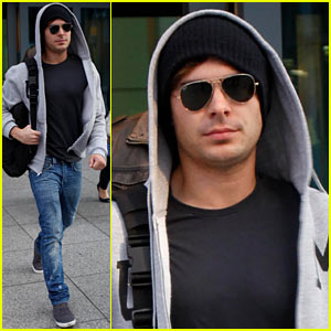 Zac Efron: 'Always Lead With Your Heart!'