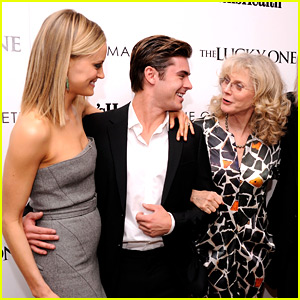 Zac Efron: 'The Lucky One' Screening in NYC