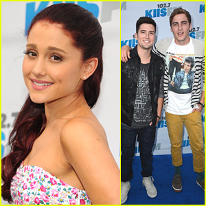 Ariana Grande: Wango Tango with Big Time Rush!