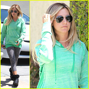 Ashley Tisdale: 'Miss Advised' Premieres in June!