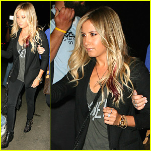 Ashley Tisdale: Help Pick Blondie Girl Productions Logo!
