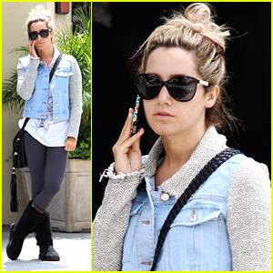 Ashley Tisdale: Punk'd Reaction!