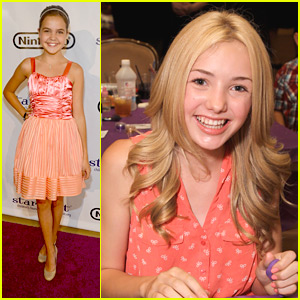 Bailee Madison & Peyton List: A Stellar Night 2012!