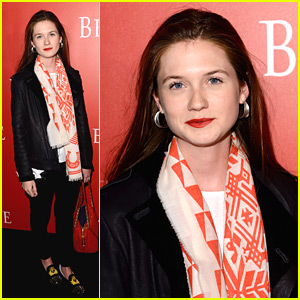 Bonnie Wright: (Belvedere)Red Party Person